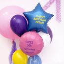 Personalised Birthday Party Balloon