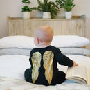 Angel Baby Sleepsuit