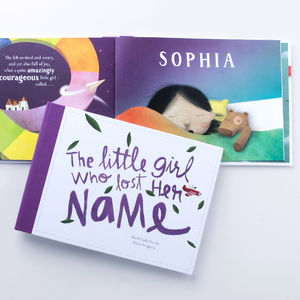 Personalised Children's Story Book Deluxe Edition - whatsnew