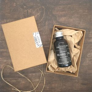 Organic Beard Oil Maychang,Tea Tree And Frankincense - skin care