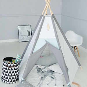Frosty Mint Teepee - tents, dens & teepees