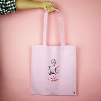 'I Want Everything' Tote Bag