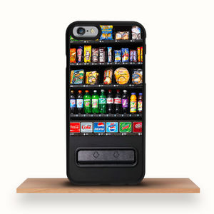 Vending Machine IPhone Case - tech accessories for her