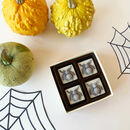 Mini Chocolate Spiders