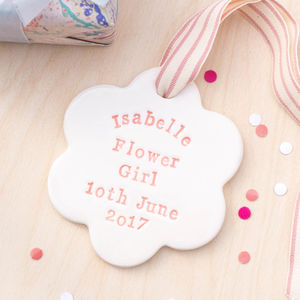 Flower Girl Gift - bridesmaid gifts