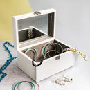 Personalised Add Sparkle Jewellery Box