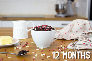 12 Month Mug Baking Club Subscription