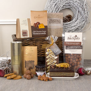 Chocolate Lovers Collection Hamper - food hampers