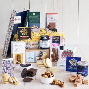 Superior Traditional Hamper - memorable client gifts