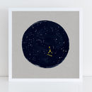 Horoscope Constellation Star Sign Art Prints