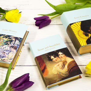 Perfect For Her: Classic Book Gift Set