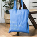 Easily Distracted By Dogs Tote Bag For Dog Lovers