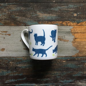 Moggy Mugs - crockery & chinaware