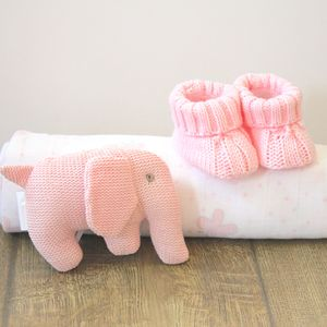 Baby Girl Elephant Bundle / Hamper