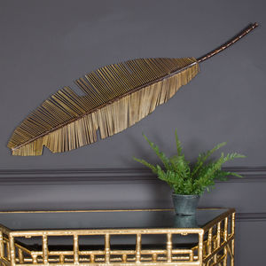 Feather Wall Art - sculptures