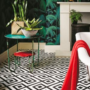 Granada Sheet Vinyl Flooring £16.00 Per M2 - tiles & tile stickers