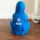 Personalised Football Children's Onesie