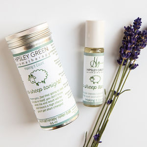 'No Sheep Tonight' Aromatherapy Rollerball Relief
