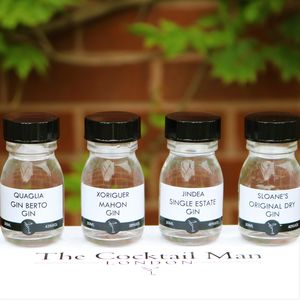 European Gin Tasting Kit - gin
