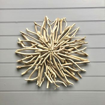 Nautical Driftwood Wall Art