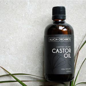 Organic Castor Oil - organic beauty