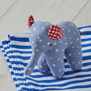 Star Print Eli Soft Toy - shop by category