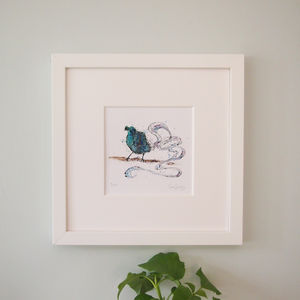 Ribbon Tail Bird Of Paradise Print - what's new