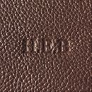 Personalised Ladies Leather Keepsake Box Brown