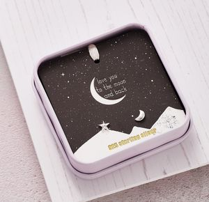 'To The Moon And Back' Earrings