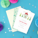 Personalised Christmas Party Invitations