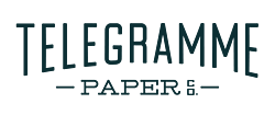 Telegramme Paper Co logo