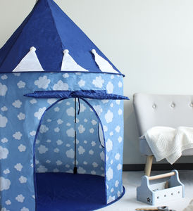 Blue Cloud Play Tent - toys & games