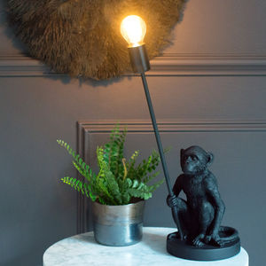 Monkey Table Lamp - lighting