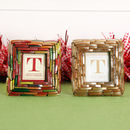 Mini Picture Frame Decoration Or Place Setting