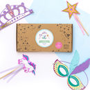 Personalised Make Believe Craft Kit Activity Box