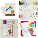 Personalised Birthday Bear Bundle
