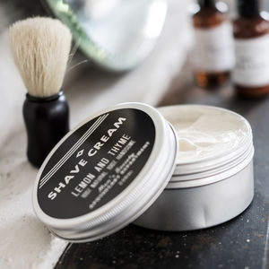 Shaving Cream 250ml - men's grooming & toiletries