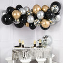 Glitz And Glam Nye Balloon Cloud Kit