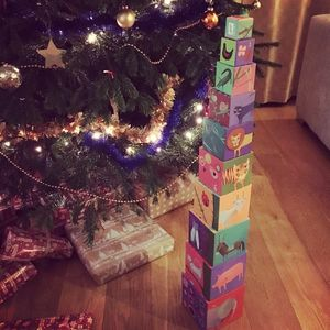 Stacking And Nesting Blocks - traditional toys & games