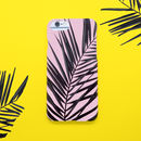 Green Palm Leaves Phone Case, More Colours