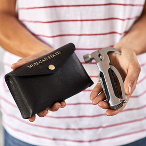 Multi Tool And Leather Holder For D.I.Y Mums