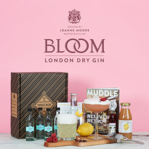 Bloom Gin Cocktail Set - gin