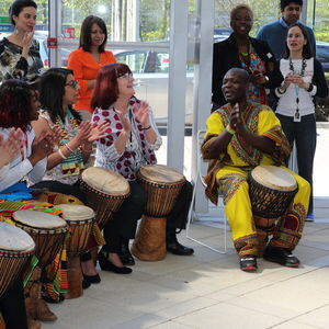 Hen Do Or Stag Party African Drumming Experience