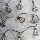 10 Black Diamond Battery Fairy Lights
