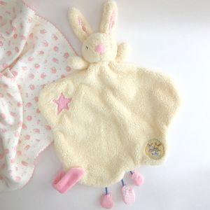 Baby Soother Pink Bunny - new in baby & child