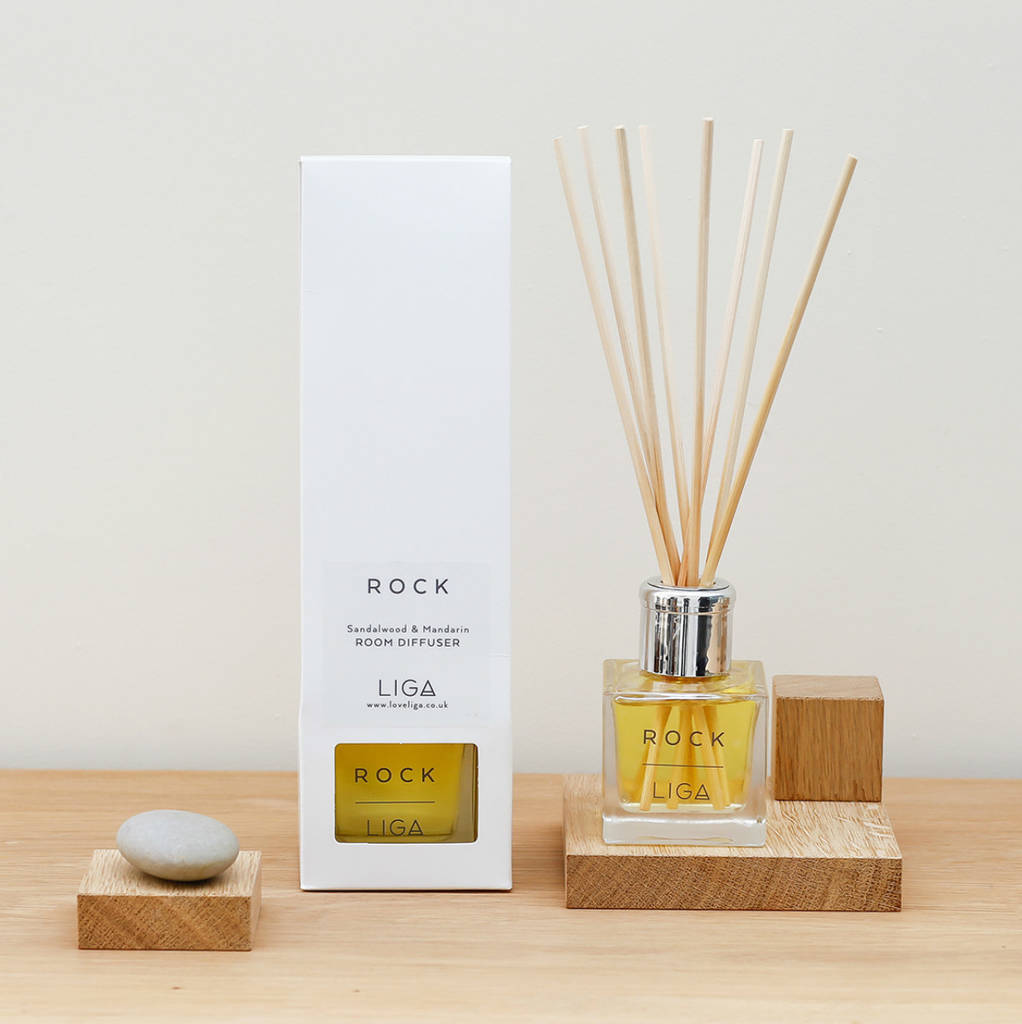 Rock Diffuser Sandalwood And Mandarin