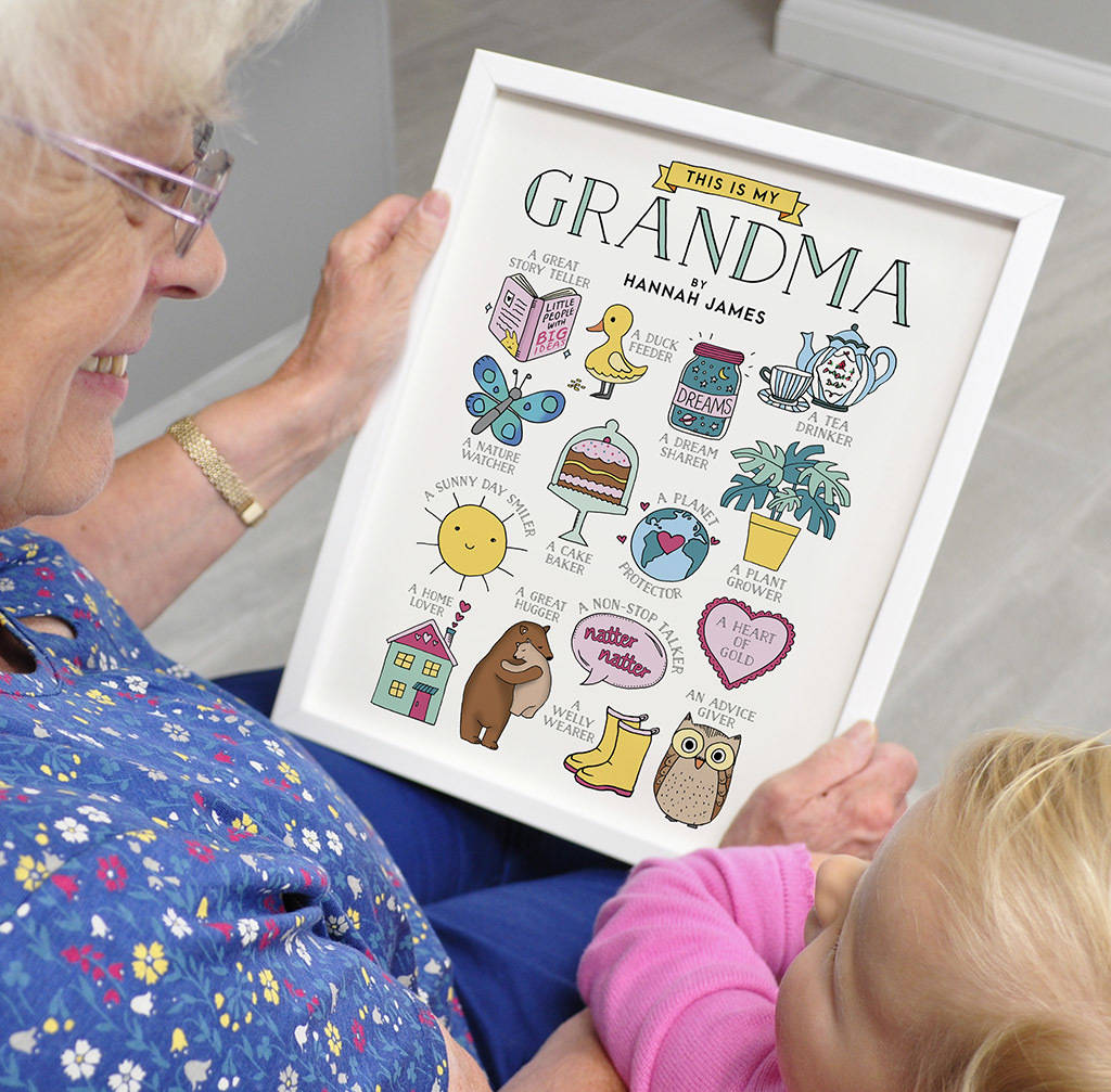 mother-day-gift-for-grandma & this is my grandma personalised print by eskimo kiss designs ...