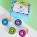 Vegan Organic Lip Balm Gift Set