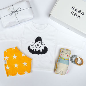 Pierrot Baby Gift Box - teethers