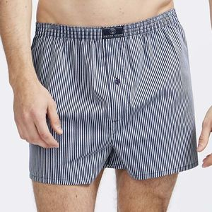 British Boxer Shorts In Minster Stripe - men's fashion